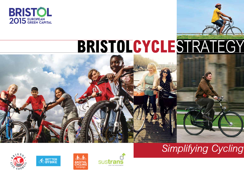 Bristol Cycling Strategy