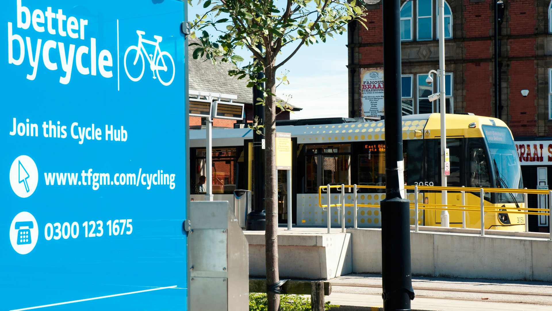 Greater Manchester: Using SUMP to make urban mobility multimodal