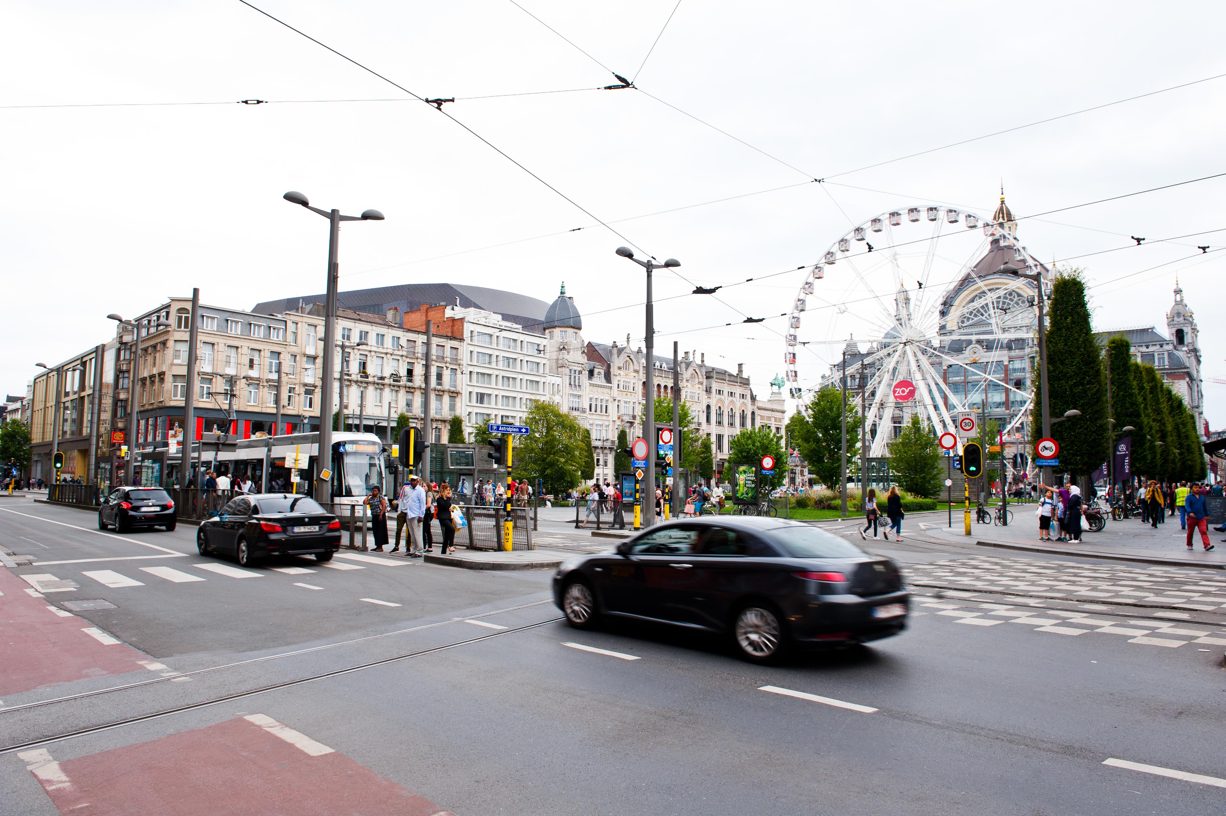 Antwerp City Centre