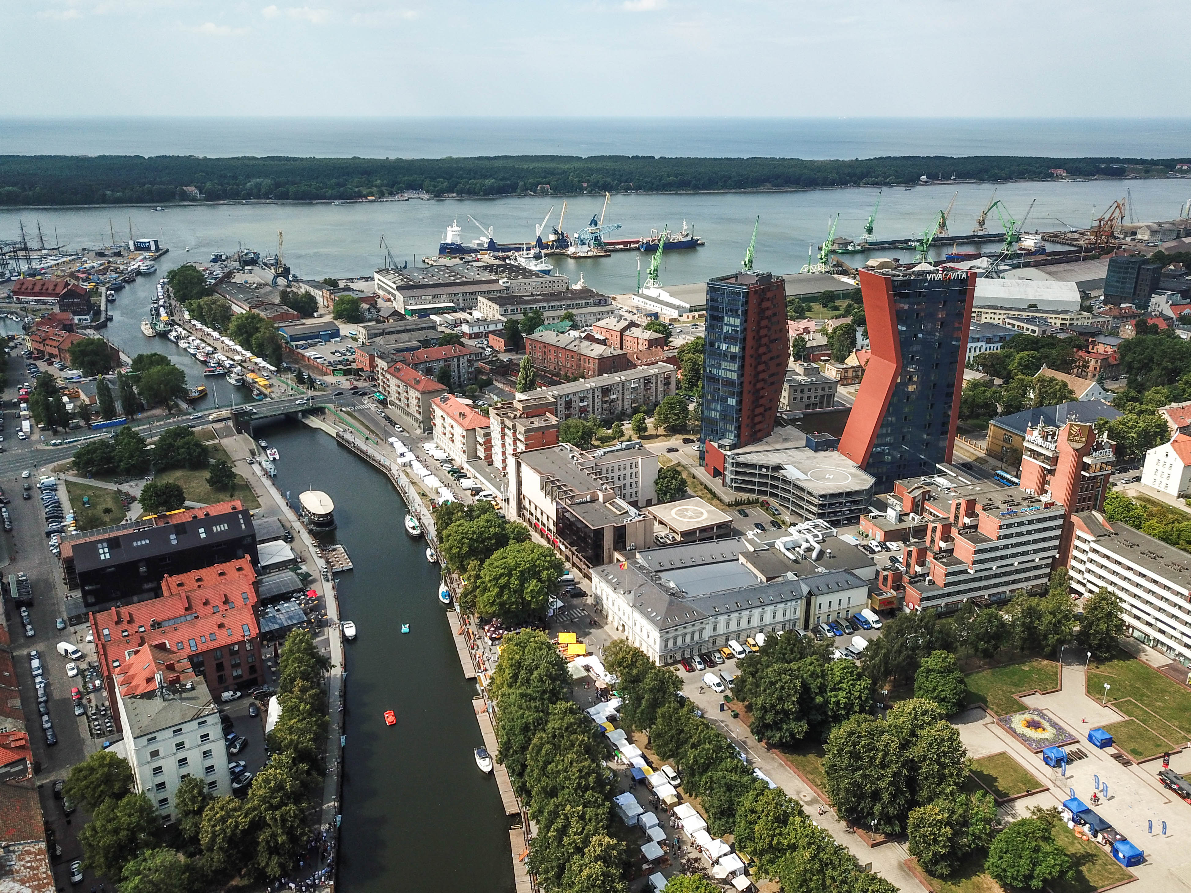 Planning for a healthy, connected and comfortable Klaipeda