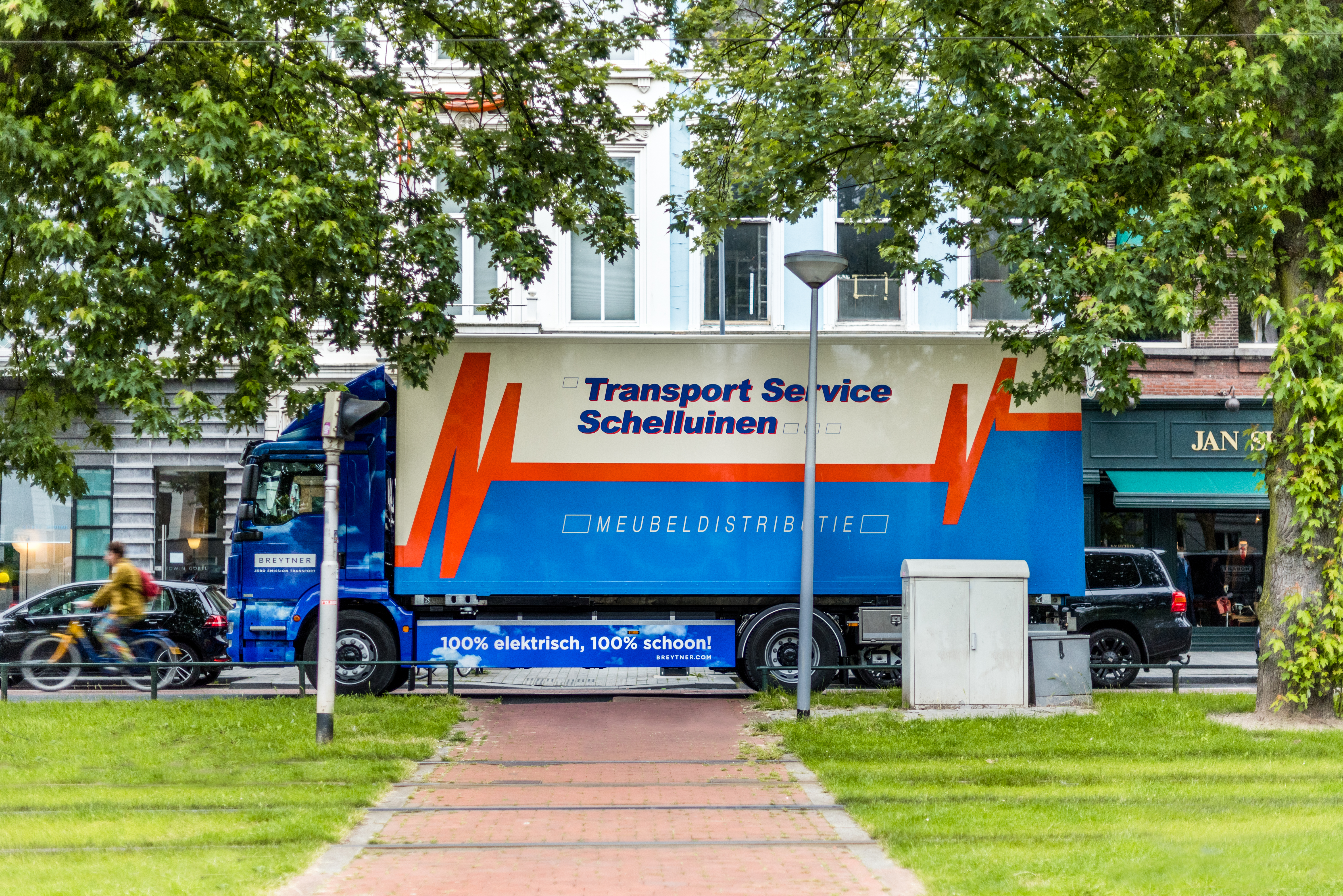FREVUE image of a Breytner Transport EFV