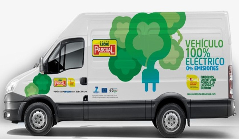 FREVUE image of a Grupo Leche Pascual branded EFV