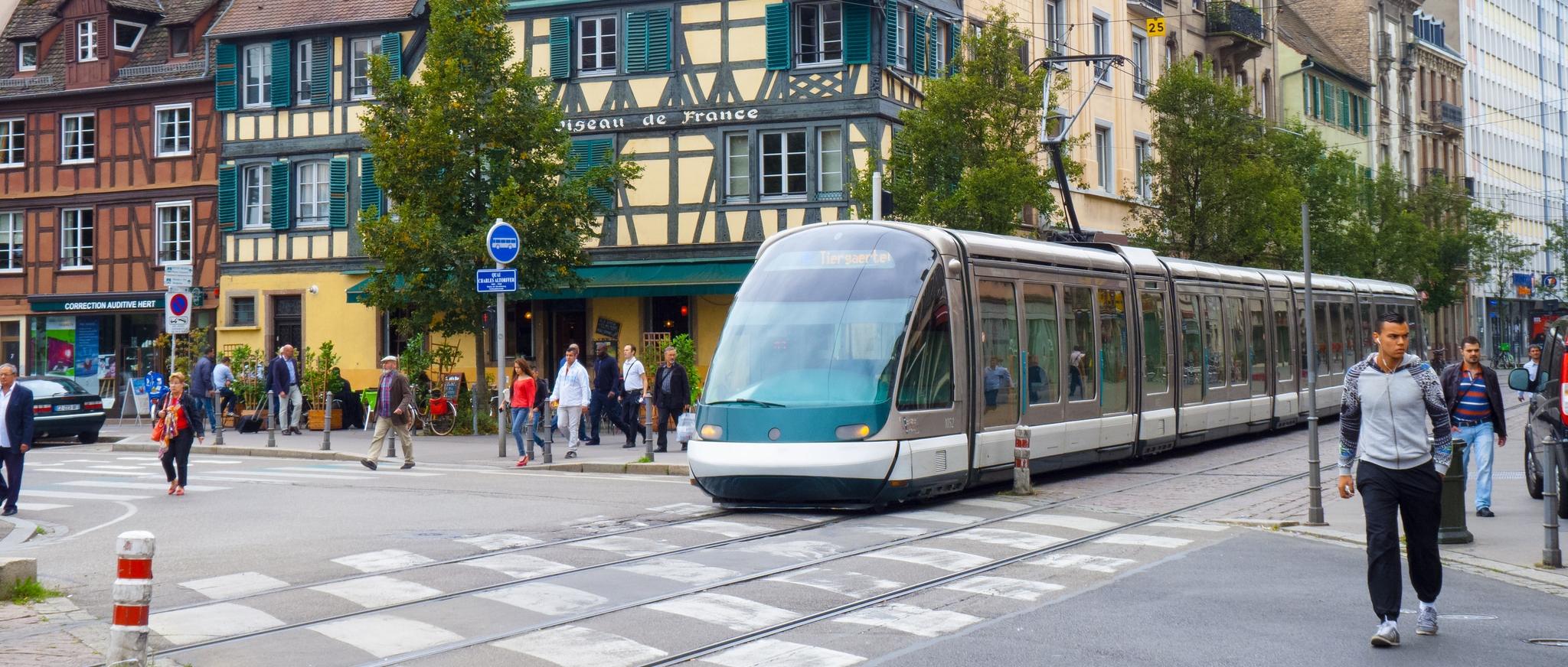 Strasbourg Public Transport