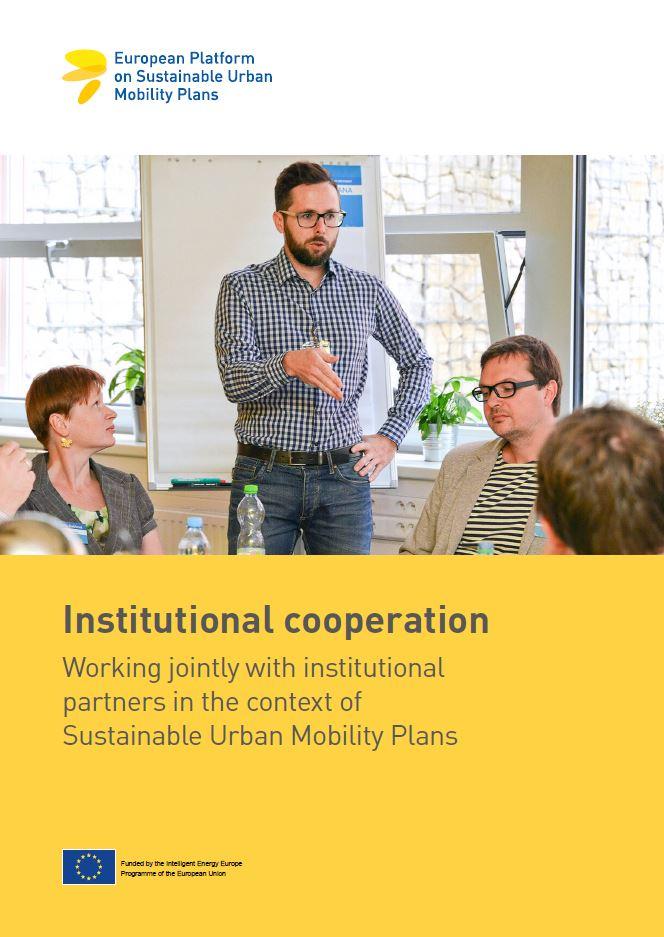 Institutional Cooperation Manual