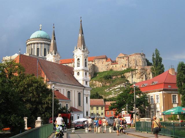 Esztergom To Upgrade Public Transport Hungary Eltis