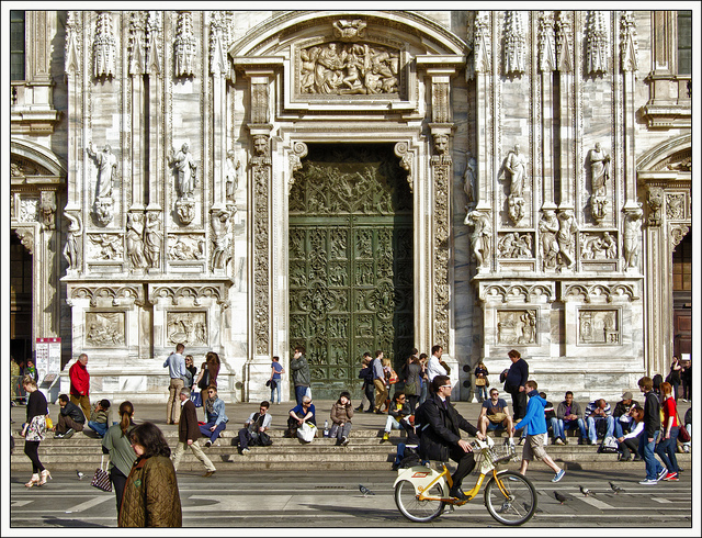 Milan 39 most eco mobile city in italy eltis for Milan news mobile