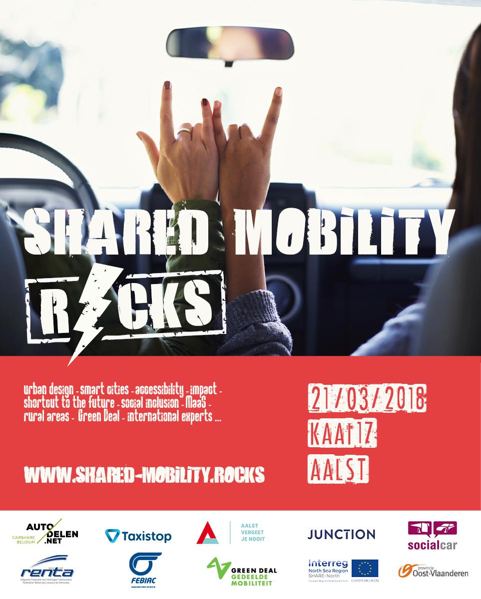 New event: Shared Mobility Rocks | Eltis