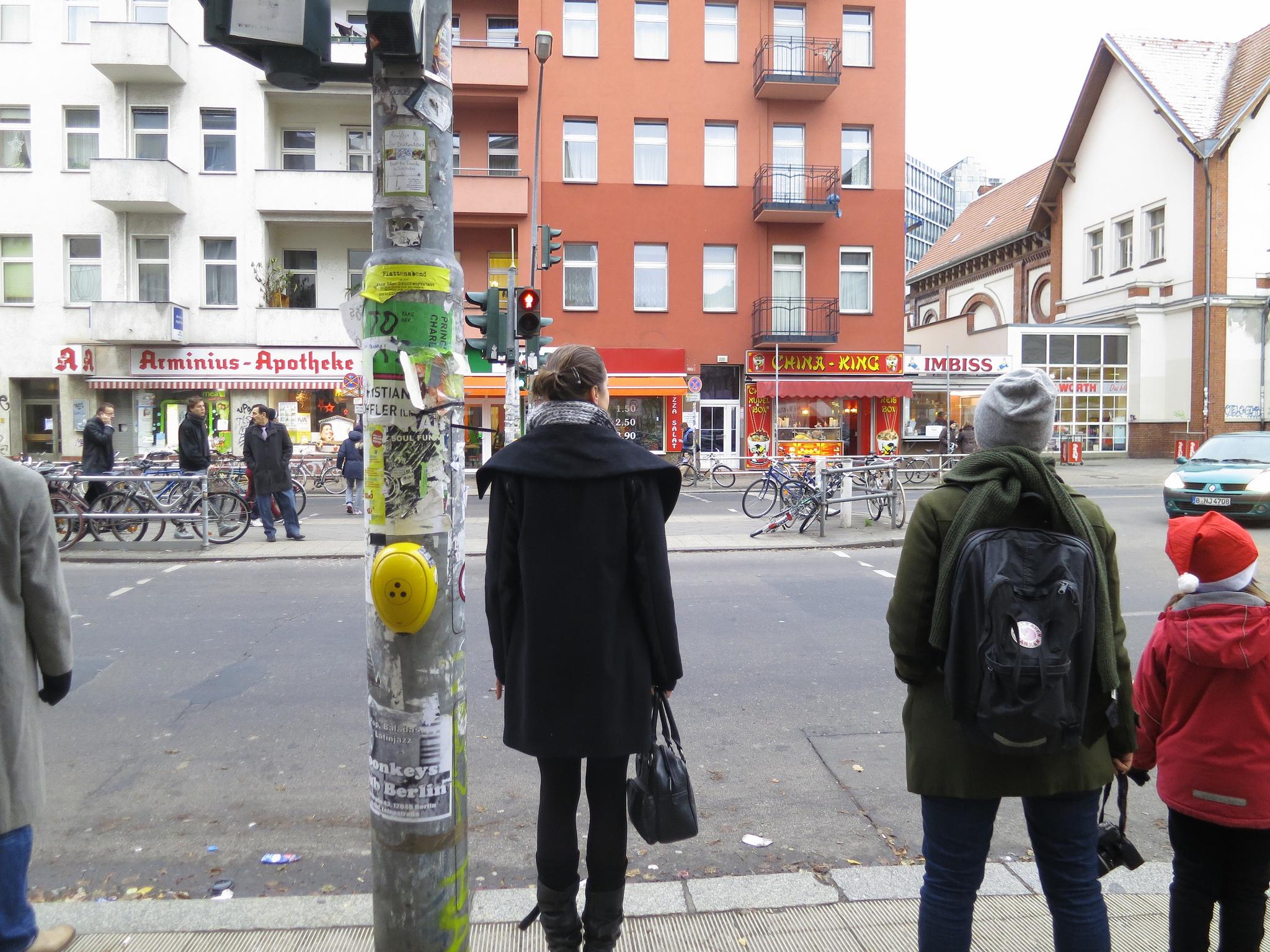 Crossing - Berlin