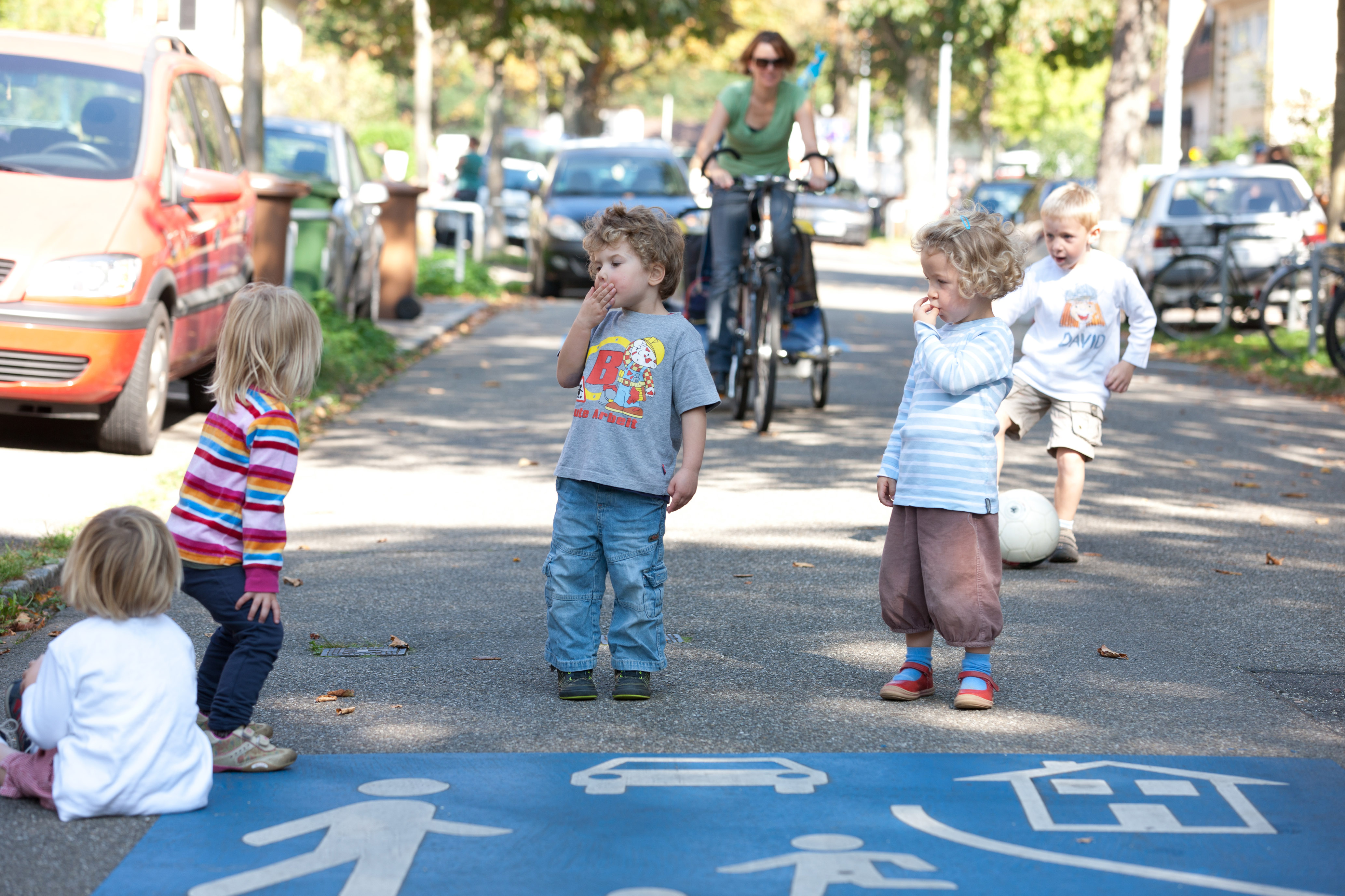 Designing Streets for Kids Guidance- 10 Actions to Improve Streets for Children | Eltis