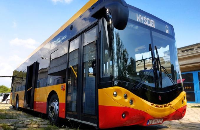 Polish Electric Bus