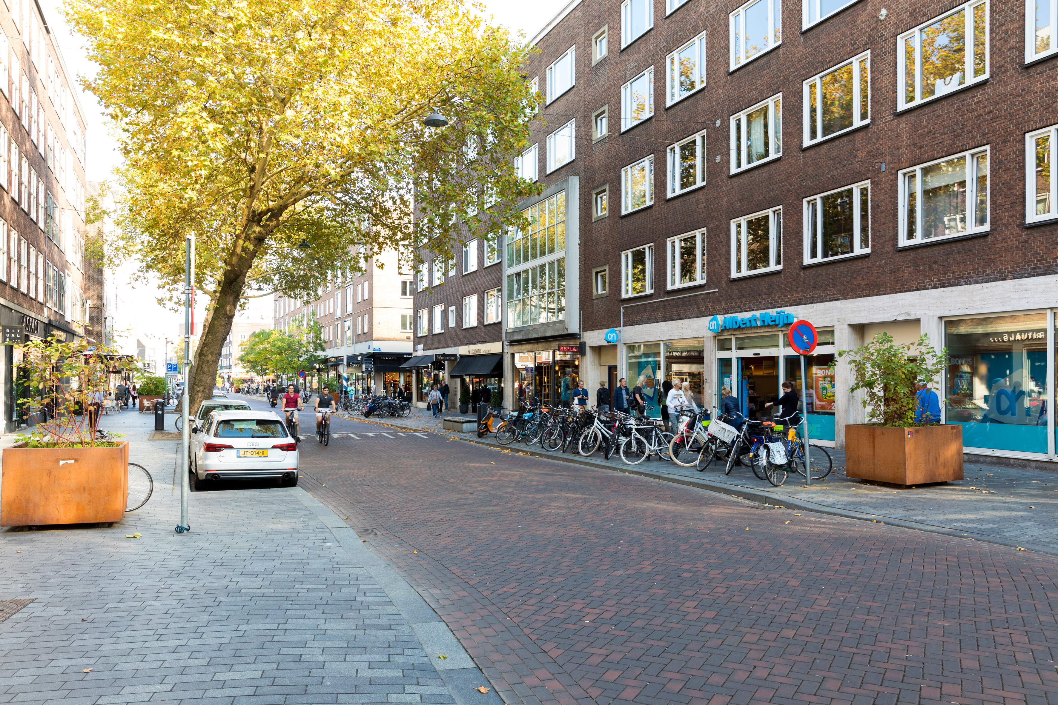 From on-street to off-street parking - The Rotterdam ...