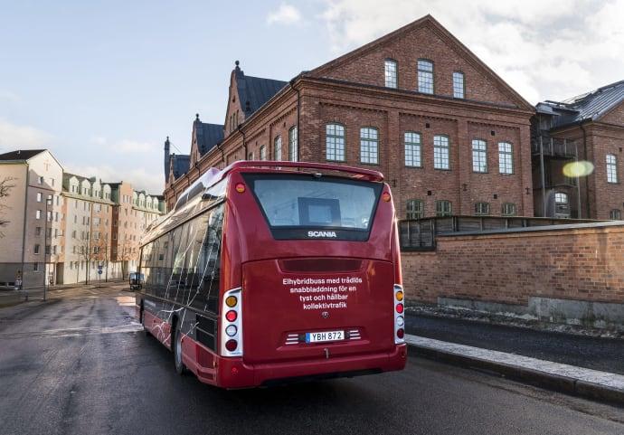 mall of scandinavia kollektivtrafik