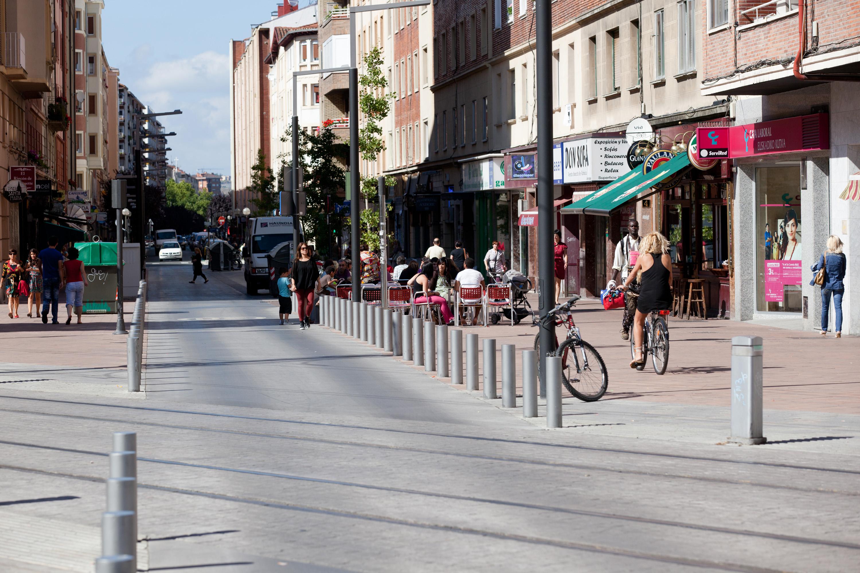Картинки по запросу Vitoria-Gasteiz superblocks