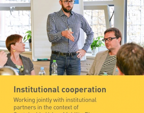 Institutional Cooperation Manual