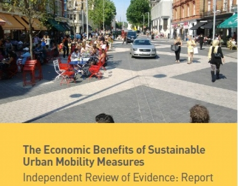 Report on the economic benefits of sustainable urban mobility measures