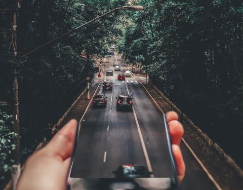 Transport data collection by Matheus Bertelli
