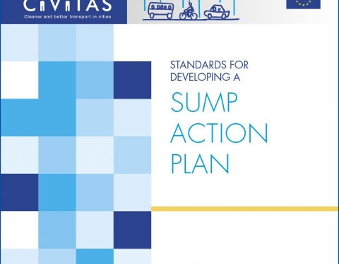 Standards for Developing a SUMP Action Plan report