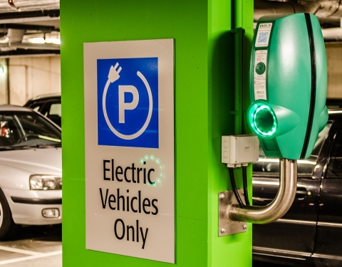 Electric Vehicles Only
