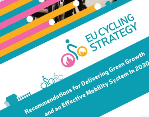 EU Cycling Strategy Cover