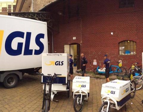 Electric cargo fleet