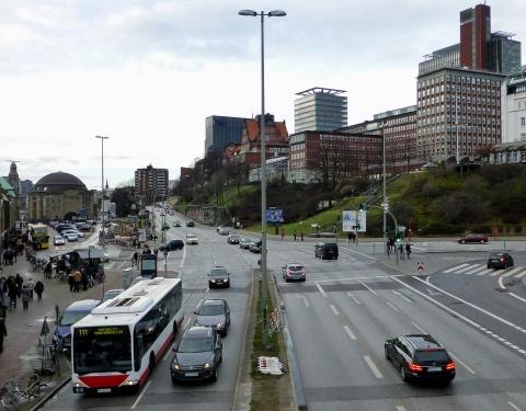 Hamburg Road Junction