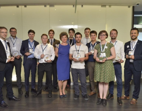 European Transport Innovation Challenge 2017 winners