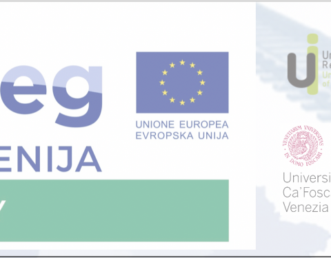 This activity is supported as part of CROSSMOBY, an Interreg project supported by the Italy-Slovenia Cooperation Programme of the European Regional Development Fund (ERDF) of the European Union