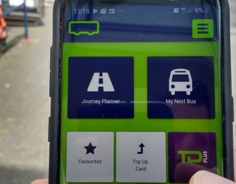 Malta public transport App, Tallinja