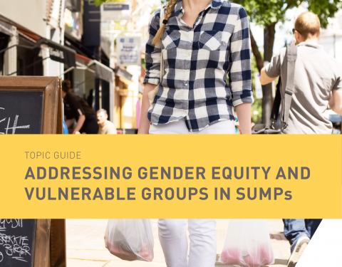 Addressing Gender Equity and Vulnerable Groups in SUMPs