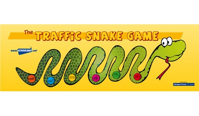 Traffic snake