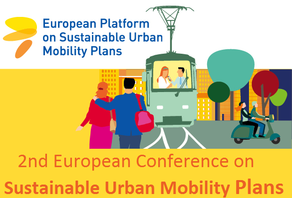 2nd European Conference on Sustainable Urban Mobility Plans in Bucharest, Romania on the 16th and 17th of June 2015