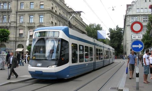 Zurich Urban Planning Zürich Plans Transport