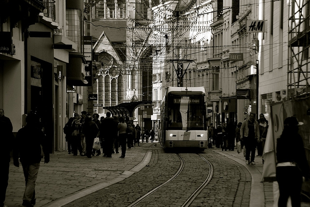 invest in public transport Soviet industry placed little emphasis on the production of automobiles and other modes of personal transport, and the  to rely on public transportation,.
