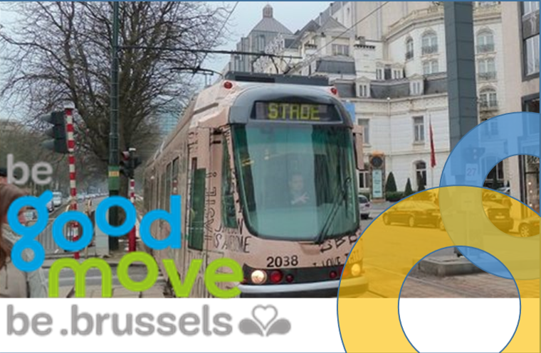 Good Move Brussels regional mobility plan