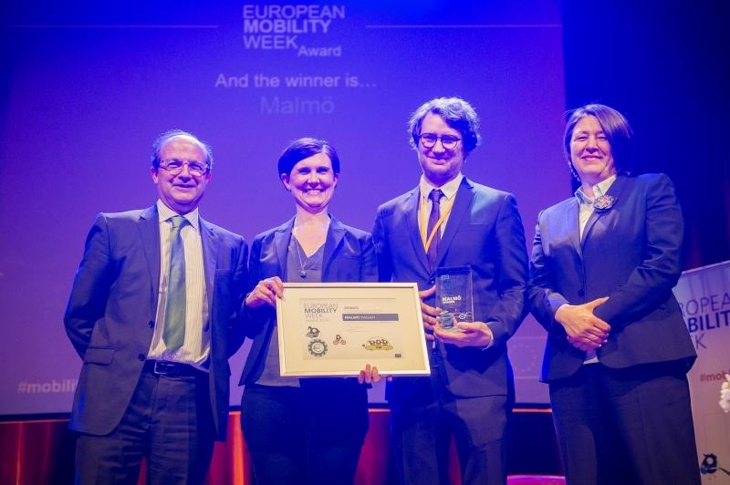 Malmo Award Winner - EMW