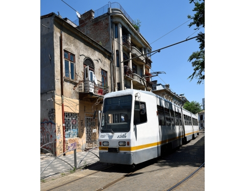 Bucharest Tram