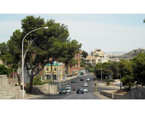 Cagliari - Piazzi d'Ami