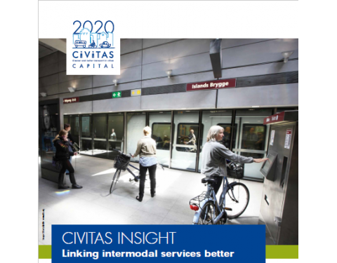 CIVITAS Insight 15 - Cover page