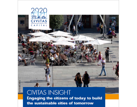 CIVITAS Insight 16 - Cover page