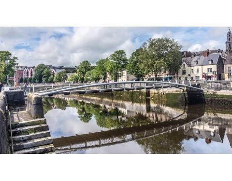 Shandon Pedestrian Bridge - Cork