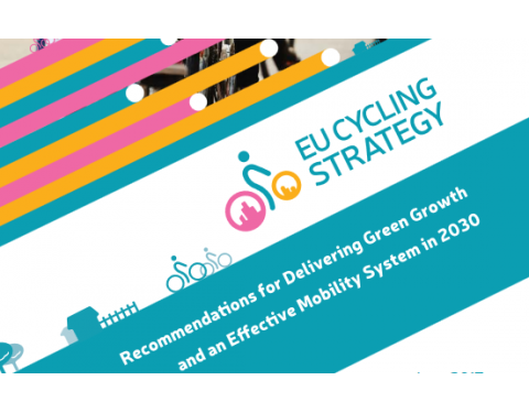 EU Cycling Strategy Cover