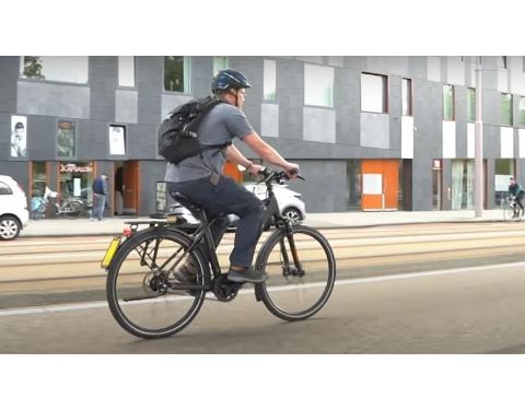 Speed pedelecs reach speeds over 50km/h