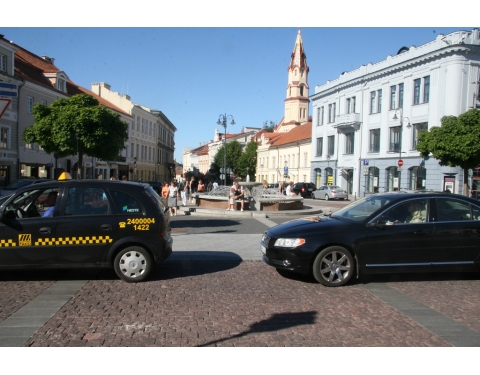 Vilnius Parking