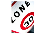30 km/hour zone sign