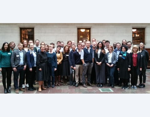 CIVITAS HANDSHAKE Kick-Off Meeting
