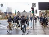 cyclists in city (Kopenhagen)