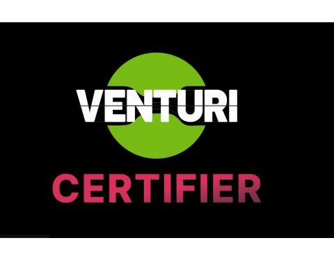 Venturi Certifier Logo