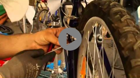 Embedded thumbnail for Graz: Used bicycle fair