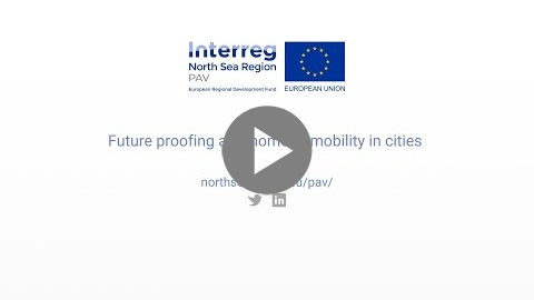 Embedded thumbnail for PAV project - Future proofing autonomous mobility in cities