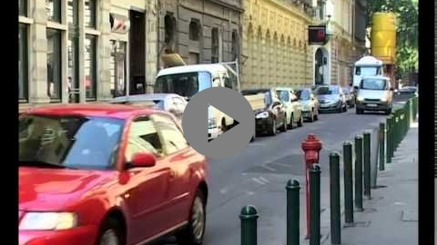 Embedded thumbnail for Day of parking and garages in Budapest